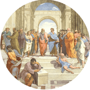 This is the image for the Oakland Free University Ancient Greek Course